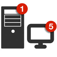 Retrospect Desktop v.11 for Windows w/ 1 Yr Support & Maintenance (ASM) - v11